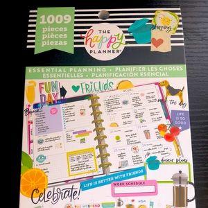 Happy Planner Essential Planning Stickers